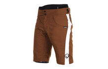 Maloja PaquM. Heren Fietsshorts bruin/wit